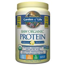 Garden of Life Raw Organic Protein - Vanilla 620g  | 658010120517