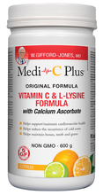 W. Gifford-Jones MD Medi-C Plus Citrus with Calcium 600 grams | 628826005841