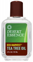 Desert Essence Eco-Harvest Tea Tree Oil 59 ml | 718334220642