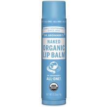 Dr. Bronner's Organic Lip Balm 4g Naked |018787110102