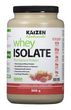 Kaizen Naturals Whey Isolate Strawberries & Cream | 621375130323