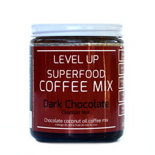 Level Up Superfoods Coffee Mix Dark Chocolate | 627843850960