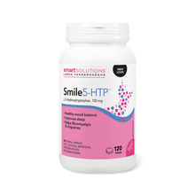 Smart Solutions Lorna Vanderhaeghe Smile 5-HTP 120 Tablets | 871776000774