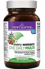 New Chapter Every Woman's One Daily Multivitamin 24 Tablets | 727783003065