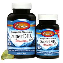 Carlson Norwegian Super DHA Gems | 088395015502