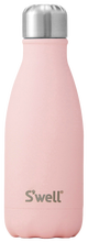 S'well Water Bottle Pink Topaz 17 oz | 814666028496
