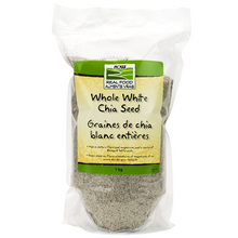 Now Real Food Whole White Chia Seed | 733739868725