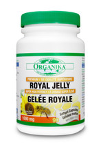Organika Premium Royal Jelly 1000 mg | 620365023164