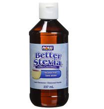 Now Better Stevia Glycerite Alcohol-Free Liquid | 733739869531