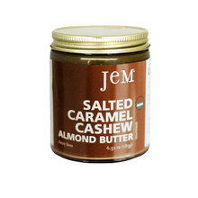 Jem Salted Caramel Cashew Almond Butter 185 grams | 861437000380