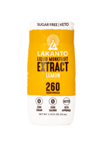 Lakanto Liquid Monkfruit Extract - Sweetener Lemon 52ml  | 843076000471