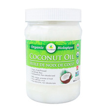 Ecoideas Raw Organic Coconut Oil 860ml | 875405003082