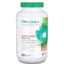 Organika Black Cumin Seed Oil 500mg 120 Softgels | 620365013844