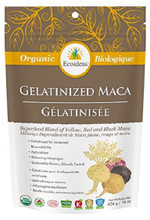 Ecoideas Organic Gelatinized Maca | 875405001514