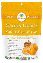 Ecoideas Organic Golden Berries | 875405001552