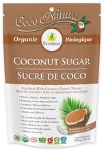 Ecoideas Coco Natura - Organic Coconut Sugar | 875405002580