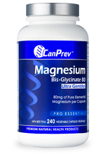 CanPrev Magnesium Bis-Glycinate 80 Mg Ultra Gentle | 854378002292