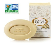 South of France Almond Gourmande Bar Soap 170 grams | 856885200130