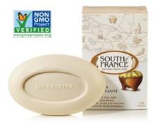 South of France Shea Butter Bar Soap 170 grams | 856885200253