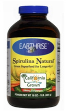 Earthrise Spirulina Natural Powder 454 grams | 032602450051