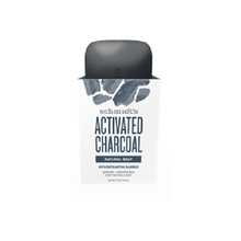 Schmidt's Naturals Activated Charcoal Natural Bar Soap 5 oz | 810117030575