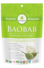 Ecoideas Organic Baobab Powder | 875105001623