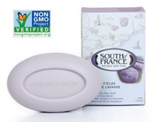 South of France Lavender Fields Bar Soap 170 grams | 856885200093