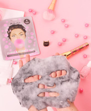 MaskerAide BUBBLE BUBBLE POP Charcoal Bubble Sheet Mask | 859107001416