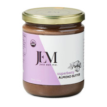 Jem Superberry Almond Butter 185 grams | 868896000234