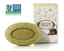 South of France Green Tea Bar Soap 170 grams | 856885200123