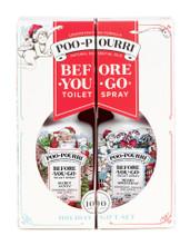 Poo-Pourri Holiday Duo Gift Set | 848858009673