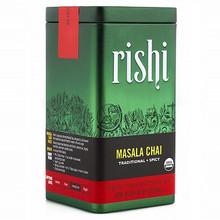 Rishi Tea Masala Chai Organic Black Tea 85 g |