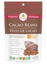 Ecoideas Organic Cacao Beans - Whole Fermented Cacao | 875405005390