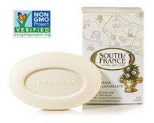 South of France Lush Gardenia Bar Soap 170 grams | 856885200383