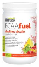 Prairie Naturals Sports BCAA Fuel Alkaline Powder Natural Fruit Punch 315 g | 067953004950