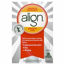 Align Probiotic Supplement Capsules | 056100074076