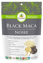 Ecoideas Organic Black Maca | 875405001415