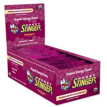 Honey Stinger Organic Energy Chews Pomegranate Passionfruit | 810815020977