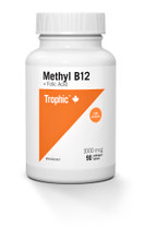 Trophic Methyl B12 + Folic Acid 90 sublingual tablets | 069967111914