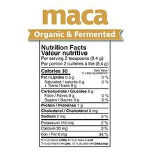 Prairie Naturals Organic Fermented Maca 150 g | 067953006596