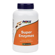 Now Foods Super Enzymes 180 Tablets | 733739829627