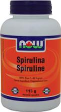 Now Foods Organic Spirulina 500mg Powder   733739826903