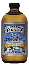 Sovereign Silver Bio Active Silver Hydrosol Trace Element 10ppm 473 ml | 684088231374