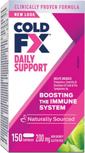COLD-FX Daily Support Non-Drowsy 200mg 150 Capsules | 627207150019