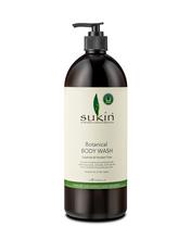 Sukin Botanical Body Wash - Original 1 L | 9327693000225