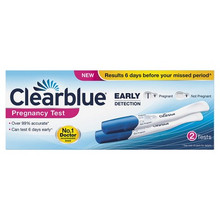 Clearblue Early Pregnancy Test | 0751774510379