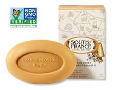 South of France Orange Blossom Honey Bar Soap 170 grams | 856885200109