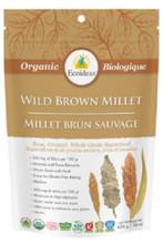 Ecoideas Organic Wild Brown Millet | 875405002511