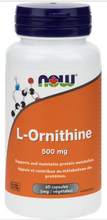 Now Foods L-Ornithine | 733739801203