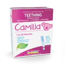 Boiron Camilia Teething 15 x 1ml | 774016824959